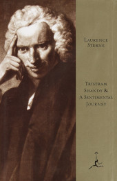 Tristram Shandy and A Sentimental Journey Cover