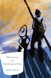 The Adventures of Huckleberry Finn Cover