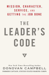 The Leader's Code Cover
