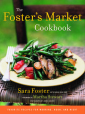 The Foster's Market Cookbook Cover