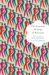 The Essential Writings of Rousseau Cover