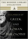 The Modern Library Collection of Greek and Roman Philosophy 3-Book Bundle