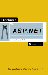 CodeNotes for ASP.NET Cover