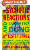 Psychotic Reactions and Carburetor Dung