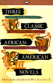 Three Classic African-American Novels Cover
