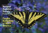 National Audubon Society Pocket Guide to Familiar Butterflies Of North America Cover
