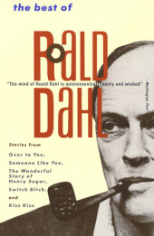 The Best of Roald Dahl Cover