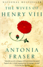 The Wives of Henry VIII Cover