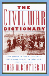 The Civil War Dictionary Cover