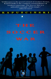 The Soccer War Cover
