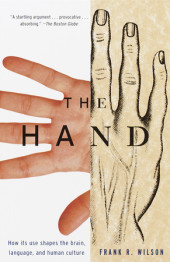 The hand.