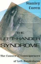 The Left-Hander Syndrome Cover