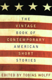 The Vintage Book of Contemporary American Short Stories Cover