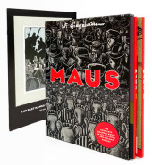Maus I & II Paperback Boxed Set Cover