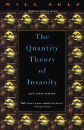 The Quantity Theory of Insanity Cover