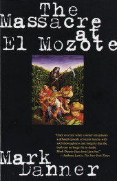 The Massacre at El Mozote Cover