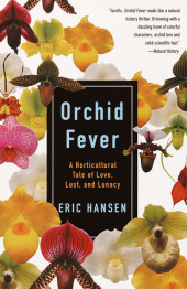 Orchid Fever Cover