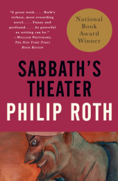 Sabbath's Theater Cover