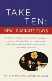 Take Ten: New 10-Minute Plays Cover