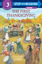 The First Thanksgiving Cover