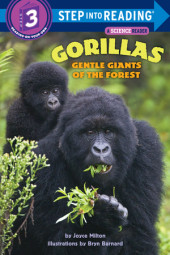 Gorillas: Gentle Giants of the Forest Cover