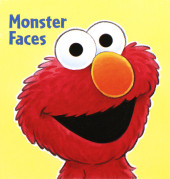 Monster Faces (Sesame Street) Cover