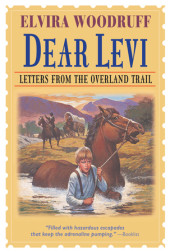 Dear Levi: Letters from the Overland Trail Cover