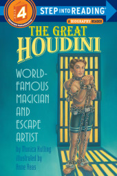 The Great Houdini Cover