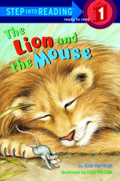 The Lion and the Mouse Cover