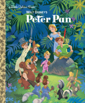 Walt Disney's Peter Pan (Disney Peter Pan) Cover