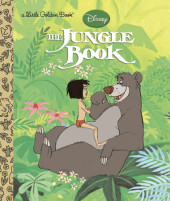 The Jungle Book (Disney The Jungle Book) Cover