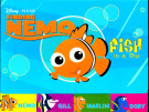 Fish In a Box (Disney/Pixar Finding Nemo)