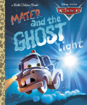 Mater and the Ghost Light (Disney/Pixar Cars) Cover