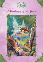 A Masterpiece for Bess (Disney Fairies) Cover