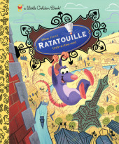 Ratatouille (Disney/Pixar Ratatouille) Cover