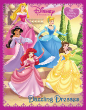 Dazzling Dresses (Disney Princess) Cover