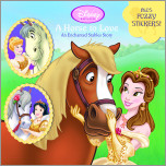A Horse to Love: An Enchanted Stables Story (Disney Princess)