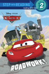 Roadwork (Disney/Pixar Cars) Cover