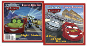A Day at the Races/Night Vision (Disney/Pixar Cars)
