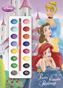 Pretty Princess Paintings (Disney Princess)