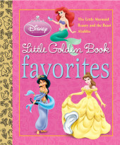 Disney Princess Little Golden Book Favorites (Disney Princess) Cover