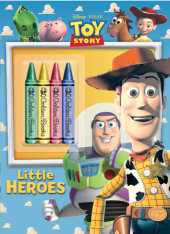 Little Heroes (Disney/Pixar Toy Story) Cover