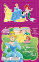 The Princess Magnet Book (Disney Princess)