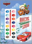Racing Through the Snow (Disney/Pixar Cars)
