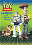 Adventures in Andy's Room (Disney/Pixar Toy Story 3)