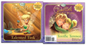 Talented Tink/Terrific Terence (Disney Fairies) Cover