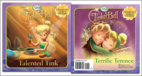 Talented Tink/Terrific Terence (Disney Fairies)
