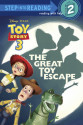 The Great Toy Escape (Disney/Pixar Toy Story)