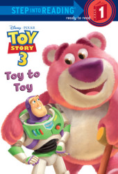 Toy to Toy (Disney/Pixar Toy Story 3) Cover