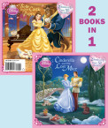 Cinderella and the Lost Mice/Belle and the Castle Puppy (Disney Princess)